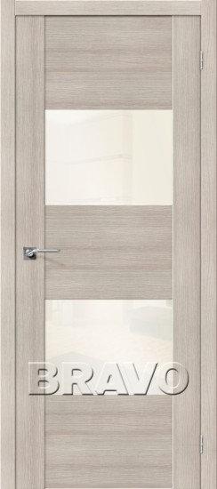 Дверь ЭКО V4 (Cappuccino) Veralinga