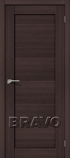Дверь ЭКО Порта-21 (Wenge) Veralinga