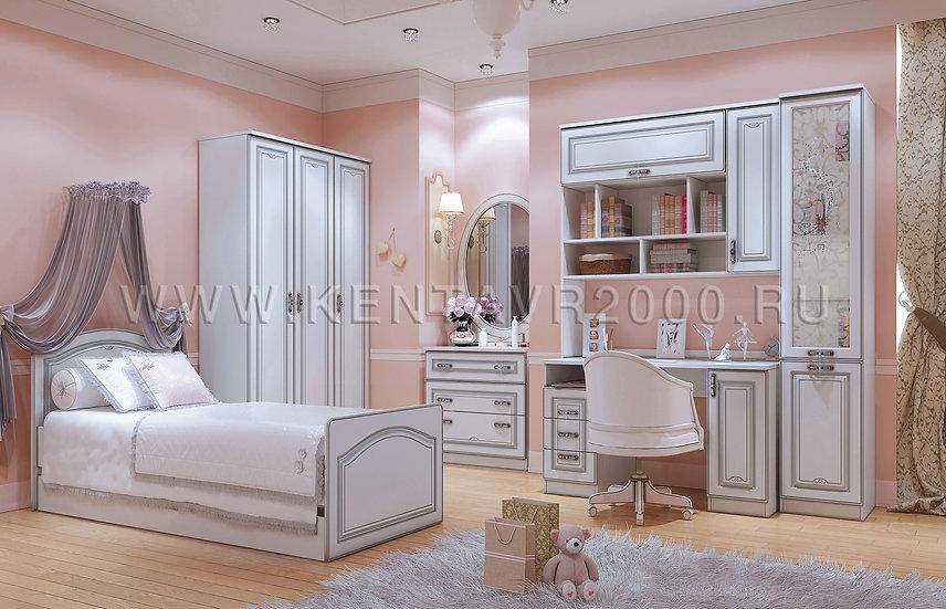 Спальня детская Мальвина-1