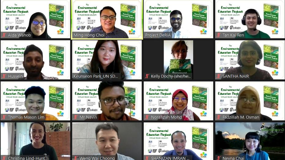 Environmental Education Playbook Launch