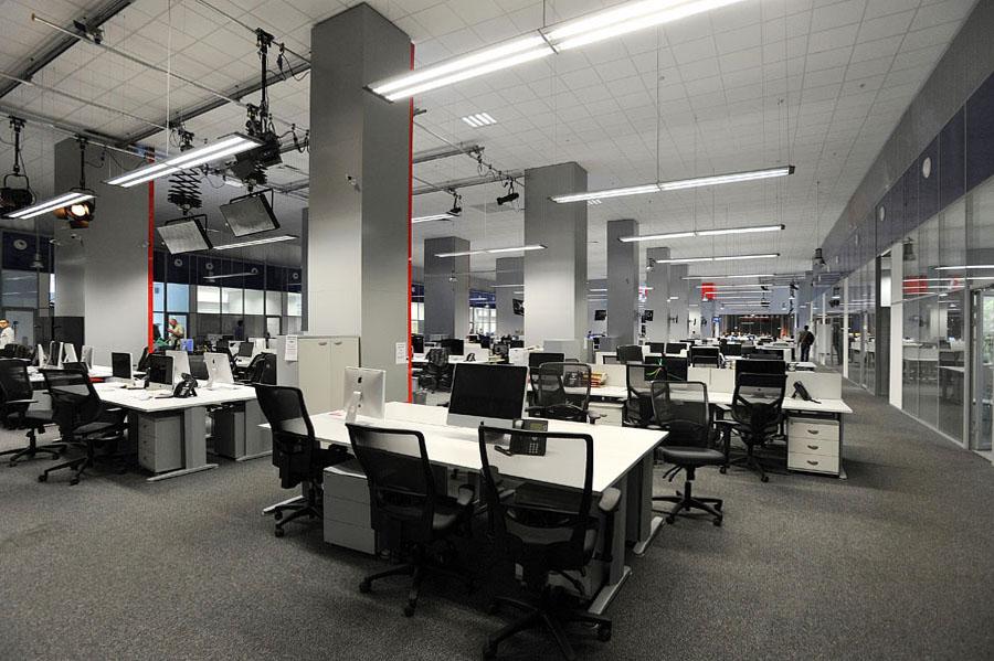 Офис медиакомпании