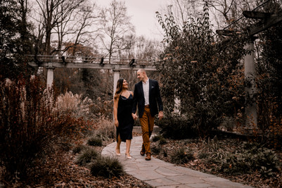Cator Woolford Gardens Engagement Session