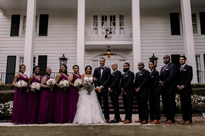 Little Gardens Atlanta Wedding Venue