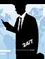 Brand logo with availability info
