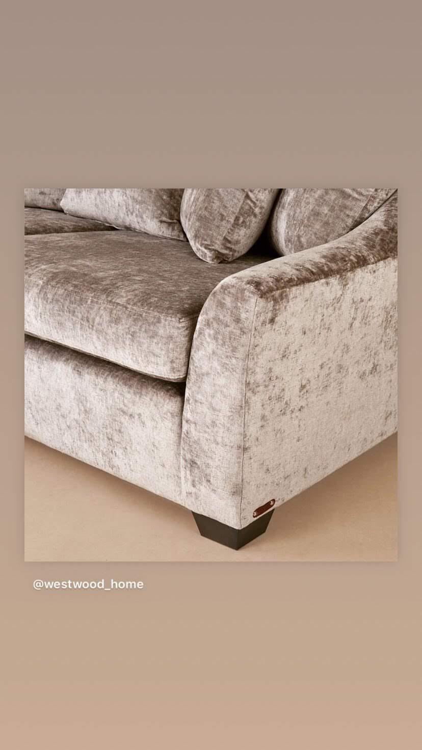 Bespoke sofas
