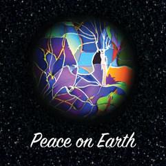 Peace on Earth Sphere