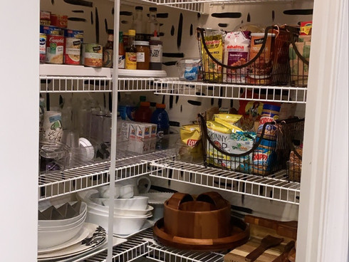 Please Pantry, Stay This Way