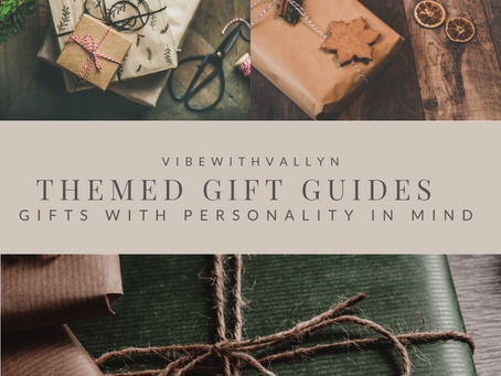 Gifts with Personality in Mind