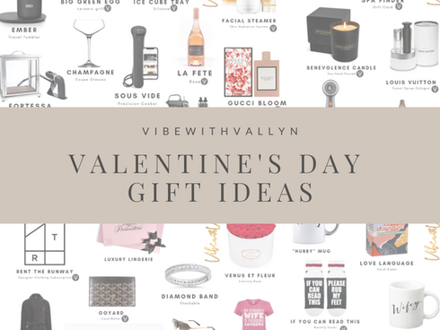 Valentine's Day- Gift Guide