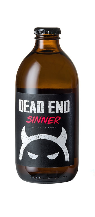 Sinner Apple Cider by the case