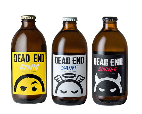 Dead End Cider Mixed Case
