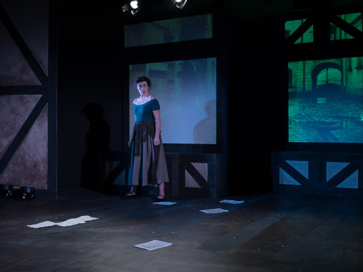 Shakespeare's Other Women at Oregon Center for the Arts, 2017 Photo by: Kim Budd