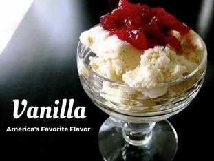 Vanilla - America's Favorite Flavor