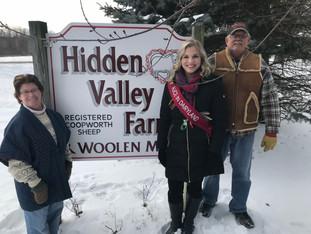 Hidden Valley Farm & Woolen Mill