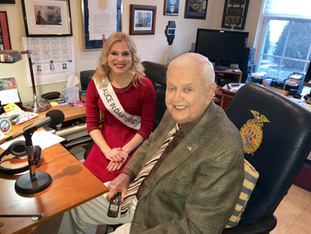 Orion Samuelson - A Visit with a Legend