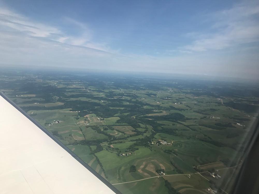 Wisconsin has a diverse agriculture landscape.