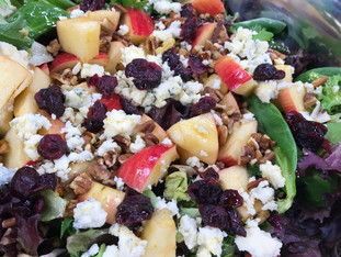 The most Wisconsin salad you'll ever make