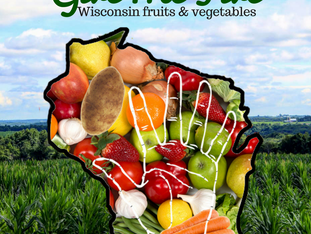 Filling big shoes with Wisconsin produce