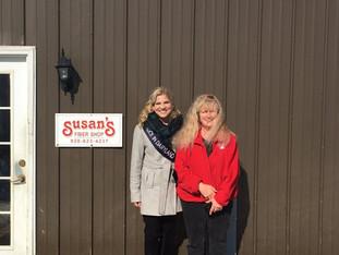 Susan's Fiber Shop