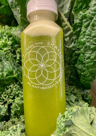Raw Juice | Kale | Lemon | Parsley | Apple