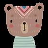 病児保育室わかば クマ