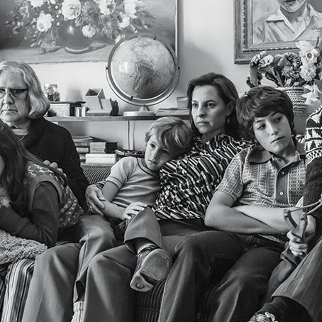 Netflix is Going for Oscar Gold with 'Roma'