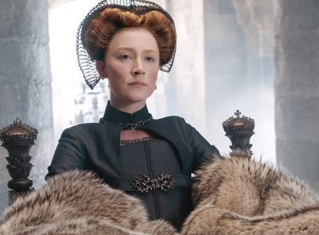 'Mary Queen of Scots' is Everything 'The Favourite' Makes Fun Of