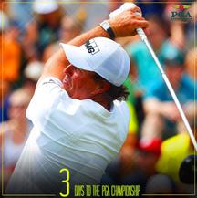 2016 PGA Championship Countdown Graphic