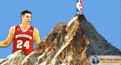 Seth's Draft House: Bronson Koenig's Uphill Climb