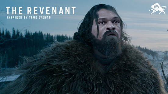 Up The Thunder: Did You Know The Revenant Was Really About Russell Westbrook?