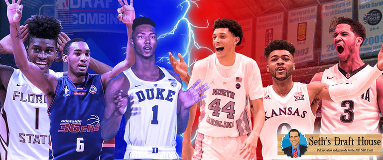 Seth's Draft House: How Do We Value Potential vs. Acheivement in the NBA Draft?