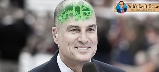 Seth's Draft House: Inside the Bilastrator's Brain