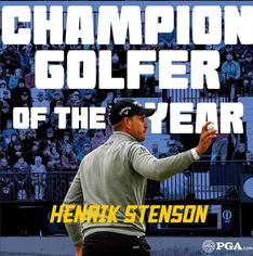 PGA: 2016 PGA: Open Championship Winner Graphic