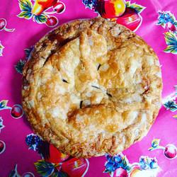 Classic Top-Crust Fruit Pie