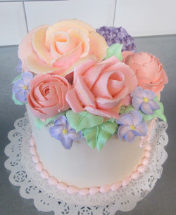 Spring Bouquet (pastels only)