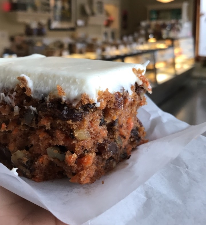 Super chunky Carrot Cake