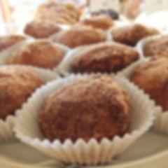 Baked Donut Bites