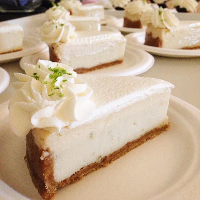 Key Lime Pie (seasonal)
