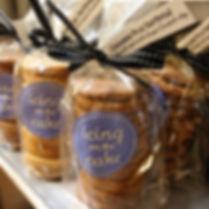 Bagged Shortbread
