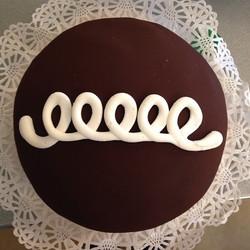 Giant Swirly Cake