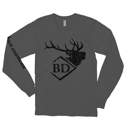 Long sleeve t-shirt w/ Elk Head Logo