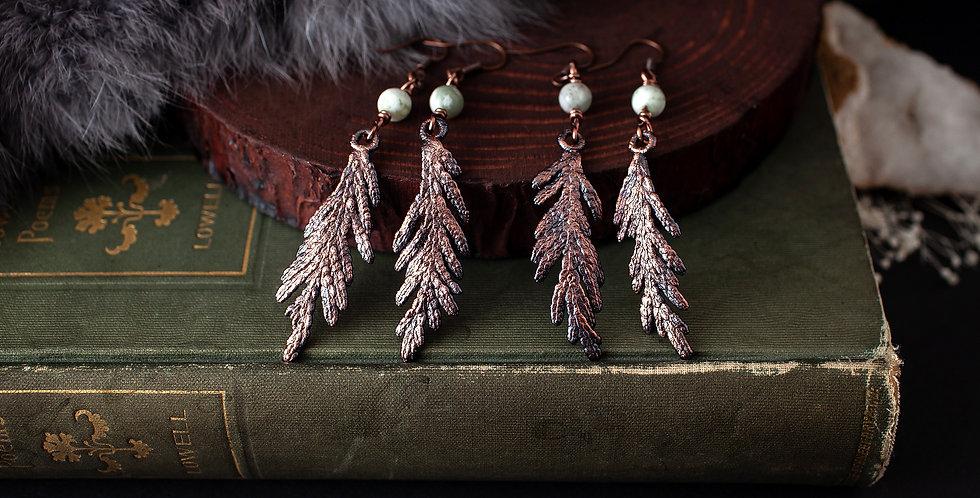 Evergreen Nature Earrings
