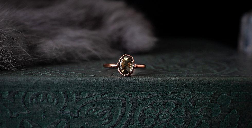 Citrine Ring - Size 8