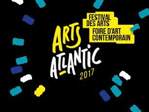 Au salon Art Atlantic de La Rochelle du 17 au 19 novembre 2017