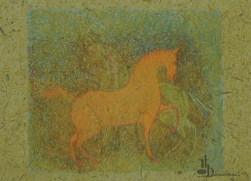 Les deux chevaux