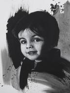 Le jeune garçon - portrait de commande