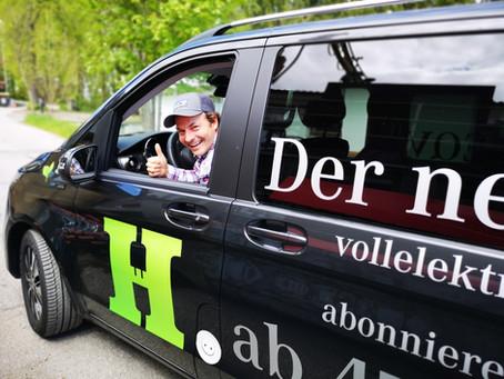 Murnauer Ortsbusbetreiber omobi testet E-Bus