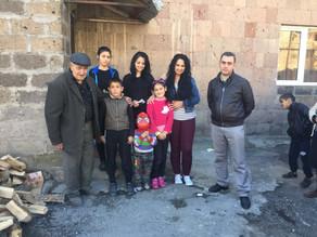 Extreme Hardship in Baghramyan Village