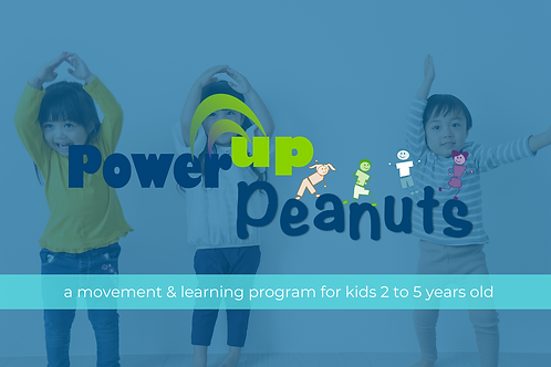 PowerUp Peanuts: Instructor Bundle