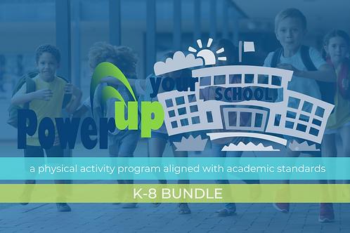 PowerUp Your School: K-8 Bundle - Instructor Training + Lessons
